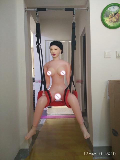 Игры для взрослых красный секс-мебель, секс качели стулья без штатива висит любовь качели пары товары секс игрушки магазин