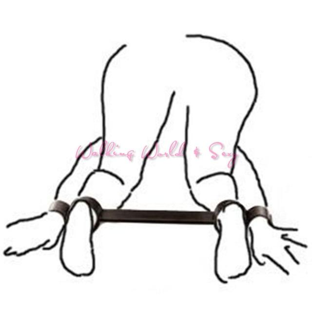 Взрослые Фэнтези секс-игрушки регулируемые наручники и лодыжки бондаж ограничения нейлоновые лямки ремни Фетиш бондаж секс-игрушки для пар