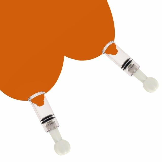 ABS присосок для соска увеличитель зажимы для клитора массажер стимулятор груди зажимы для насосов Фетиш SM взрослые игры Секс-игрушки для Для женщин пары