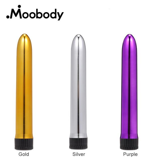 7 дюймов Мощный вибратор g-точки многоскоростный фаллоимитатор мини пуля AV палочка Массажер клитор женский мастурбатор секс-игрушки для женщин