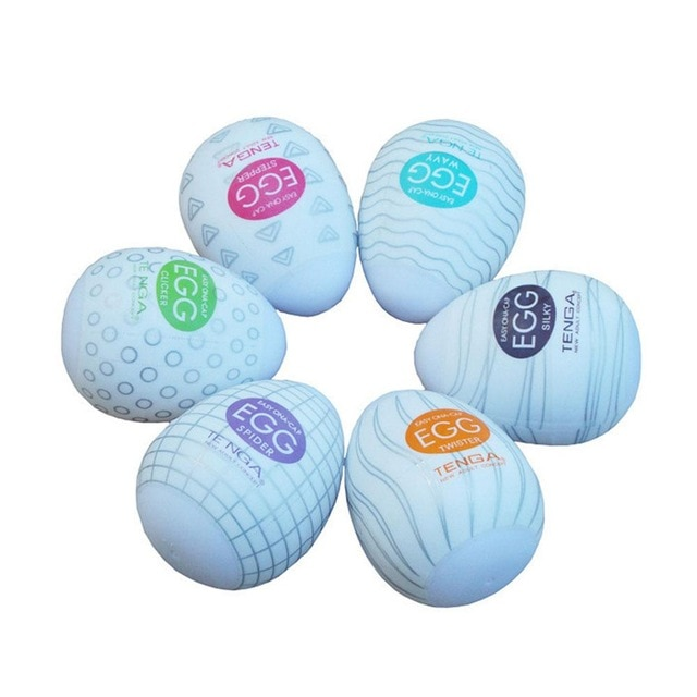Tenga Для мужчин Портативный яйцо G-spot Стимулятор, массажер удовольствие устройства