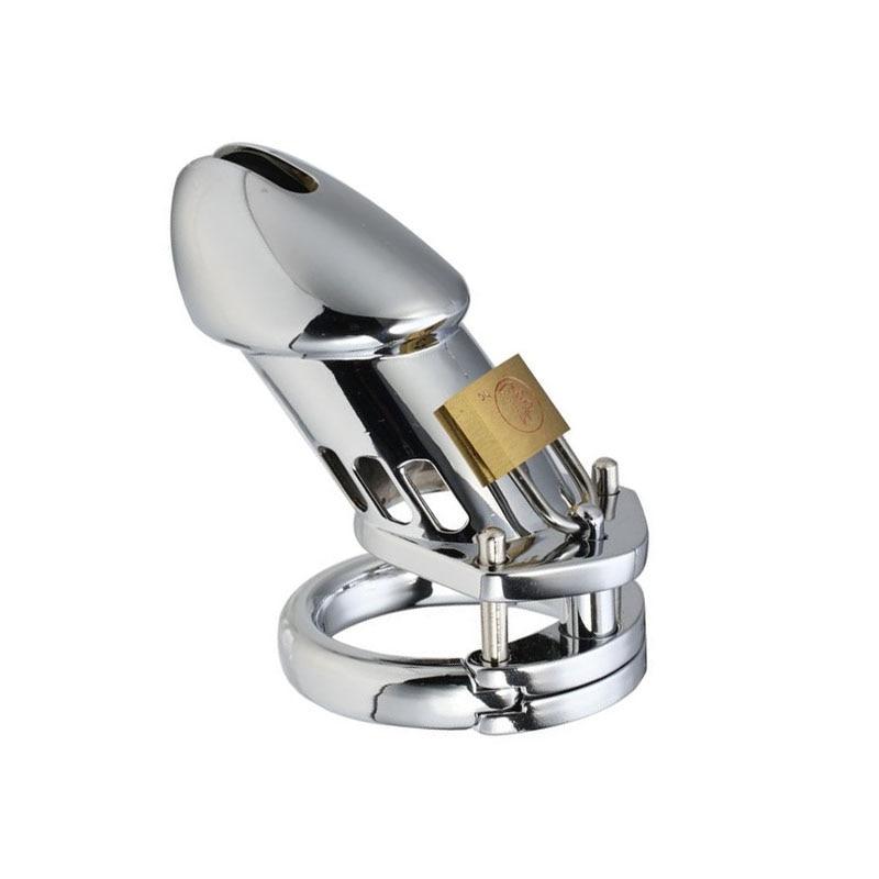 Стальное мужское устройство целомудрия CB6000, Пояс верности, клетка для пениса, кольцо для пениса, мужской замок для девственности, кольцо для пениса, секс игрушки для мужчин
