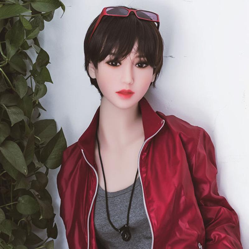 Настоящие силиконовые секс куклы робот японский 140 см полный аниме oral love кукла реалистичные сексуальные игрушки для мужчин маленькая грудь Вагина для взрослых
